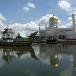 Bornéo : Sultana de Bruneï