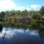 Australie : Le Tableland en van