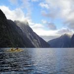 Nouvelle Zélande : Millford Sound