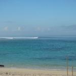 Sumbawa : Surfing sur le reef