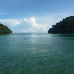 Kota Kinabalu :  Montagne ou mer ?
