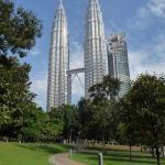 Kuala Lumpur : A qui la tour